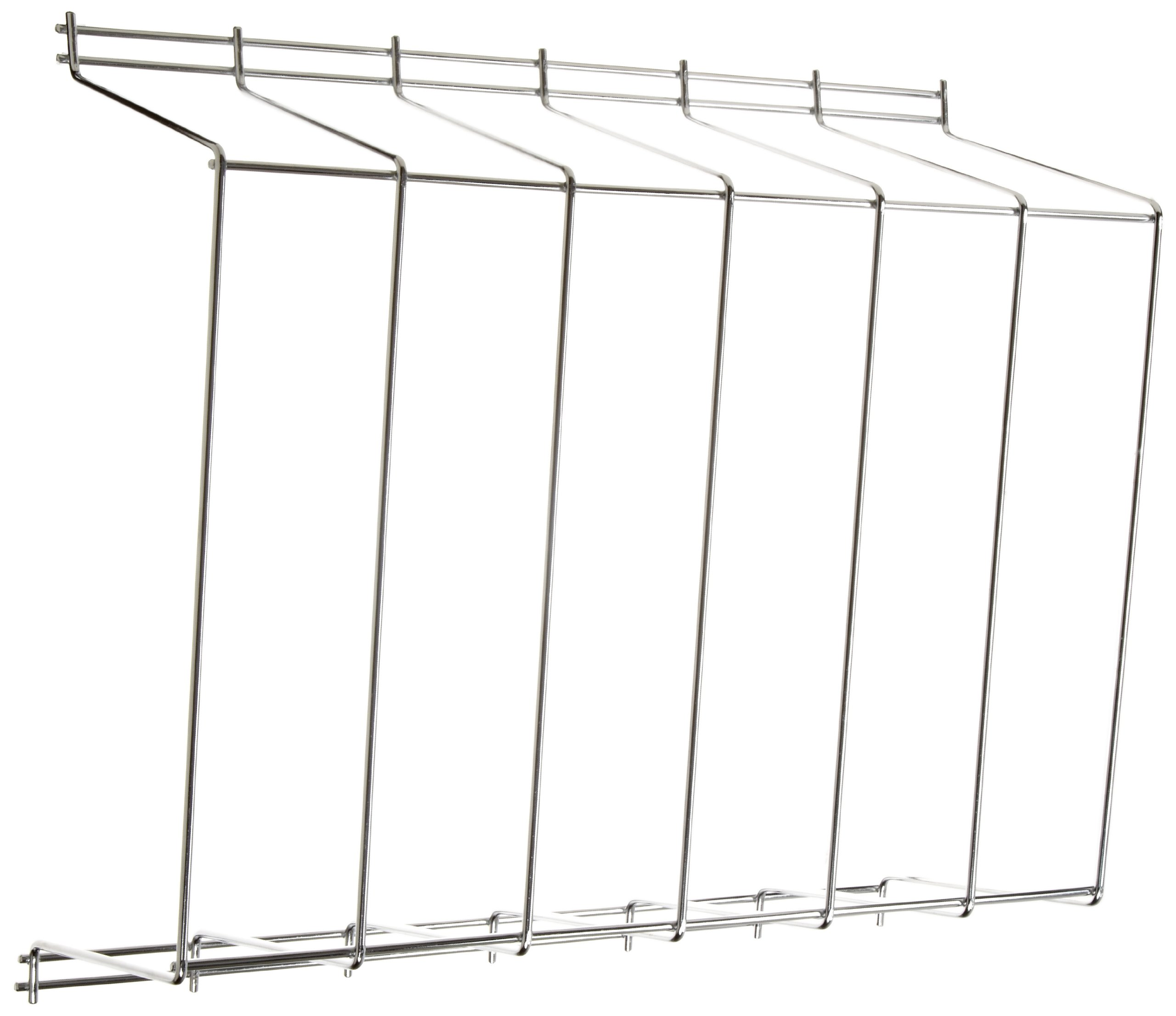 Morris Products 73095 Wire Guard Exit, 15'' Width, 6'' Depth, Used With Emergency Lights, Exit Lights & Cast Aluminum Exit Lights