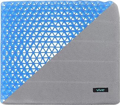 Amazon.com: Cojín de asiento de gel de Xtra-Comfort ...