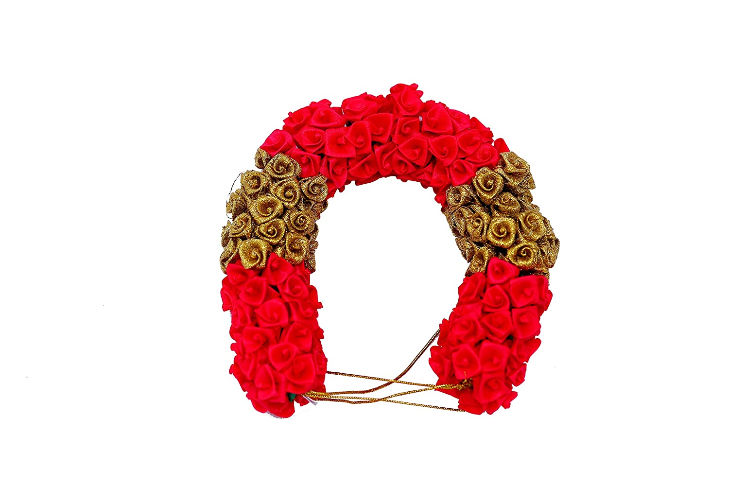 Buy RedTissue Veni Flower for Bridal Hair Decoration Online at Low ...