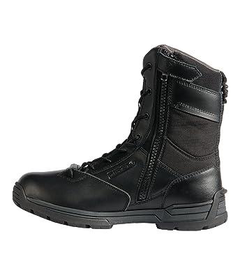 588fb4ca2d5 First Tactical Men's 8 Waterproof Side Zip Duty Boot (Regular)