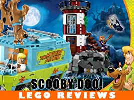 LEGO Scooby Doo Set Reviews [OV]