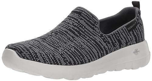 Skechers Go Walk Joy-Nirvana, Zapatillas sin Cordones para Mujer: Amazon.es: Zapatos y complementos