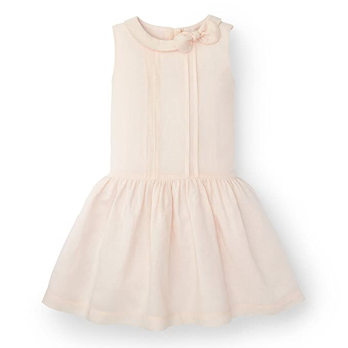 Vintage Style Children's Clothing: Girls, Boys, Baby, Toddler Hope & Henry Girls Collared Drop Waist Dress Made with Organic Cotton $26.95 AT vintagedancer.com