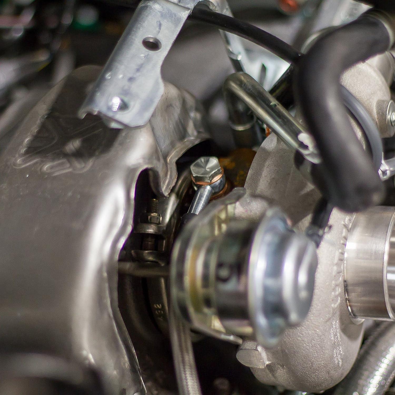 Turbo oil feed line kit AVCS vehicle Boxer Engine