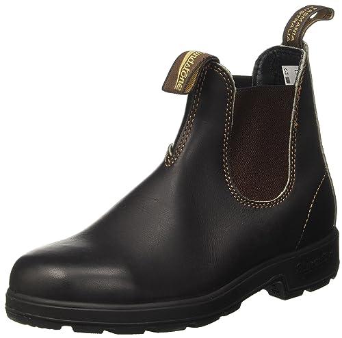 171M-BCCAL0010, Sneaker a Collo Alto Unisex-Adulto, Marrone (Stout Brown), 41 EU Blundstone