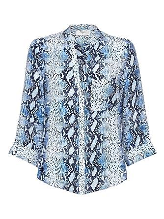 Pyrus Hive Python Blouse: Amazon co uk: Clothing