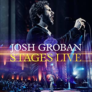 Stages Live (CD/DVD) - European Edition<span class=