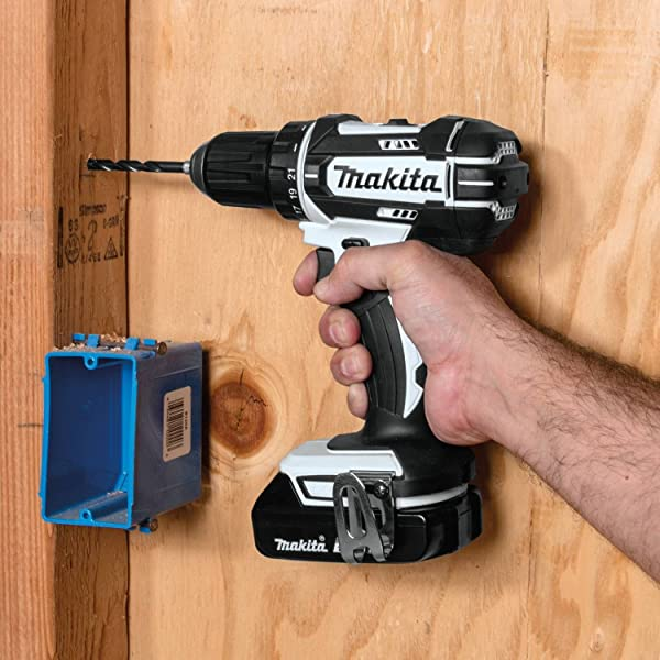 Makita CT322W  18V LXT is a powerful Compact Cordless Drills that is ideal for a professional user