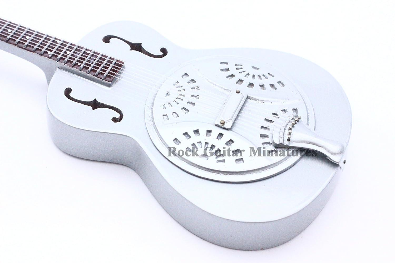 rgm219 The Dobro Guitarra en miniatura: Amazon.es: Instrumentos ...