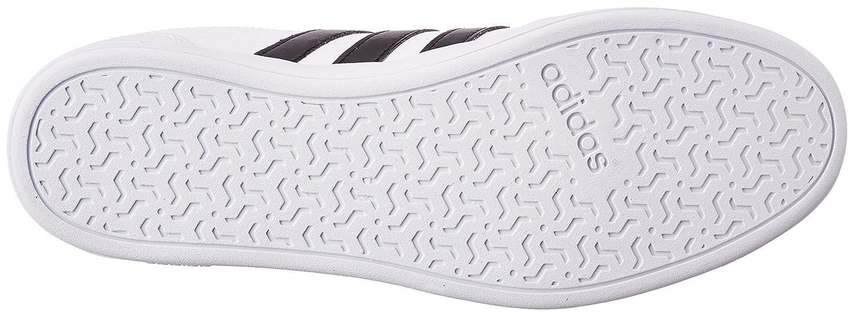size 40 25f6d dfef8 ADIDAS Calfaire Blanc Noir  Amazon.fr  Chaussures et Sacs