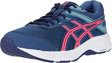 ASICS Gel-Contend 6 - Zapatillas de running para mujer: Amazon.es: Zapatos y complementos