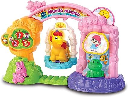 VTech Tut Animals Fantastic mundo mágico, color (3480-515022) , color/modelo surtido: Amazon.es: Juguetes y juegos