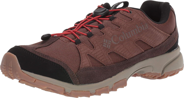 Columbia Men s Five Forks Waterproof Shoe, Waterproof Breathable