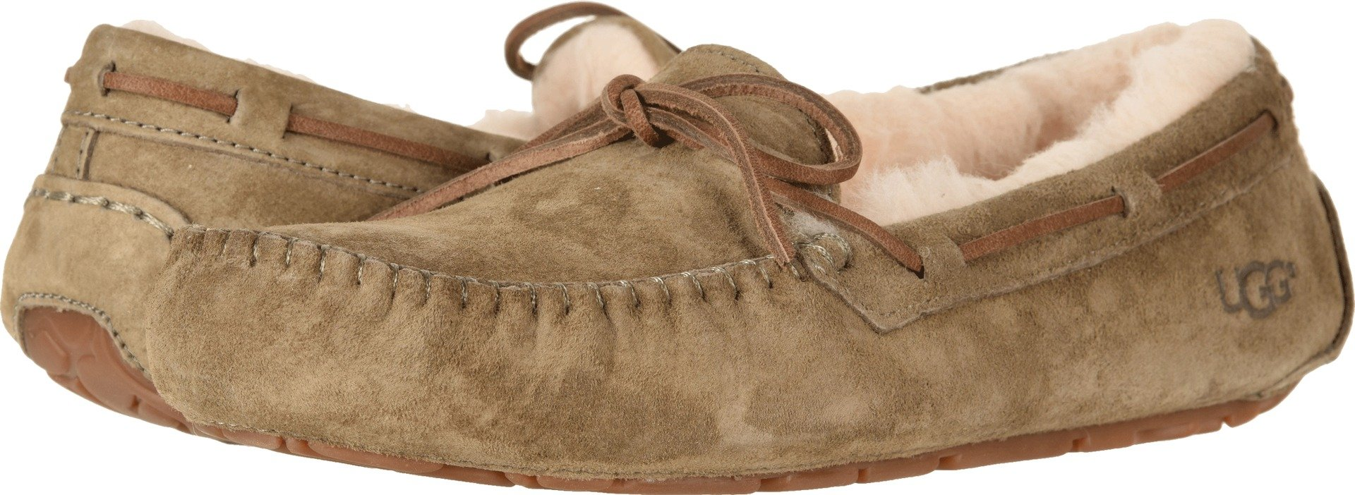 UGG Women's W Dakota Slipper, Antilope, 9 M US