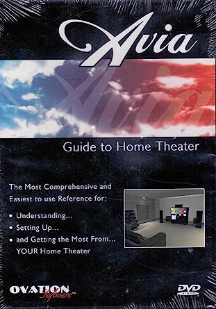 amazon com avia guide to home theater movies tv rh amazon com avia guide to home theater calibration dvd Avia Butler