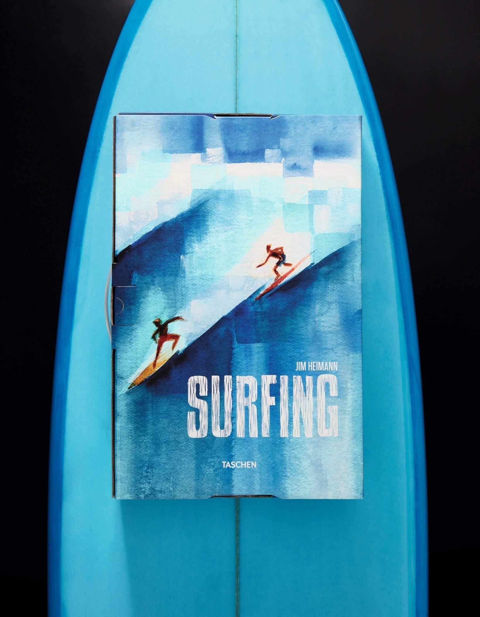 Surfing. 1778-Today (Extra large): Amazon.es: Heimann, Jim: Libros en idiomas extranjeros