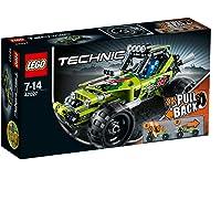 Lego Technic - 42027 - Jeu De Construction - Le Buggy Du Désert