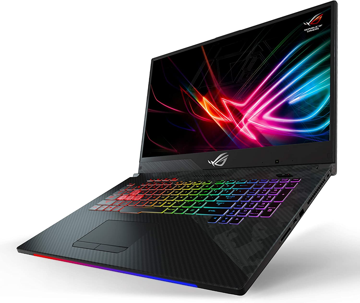 Amazon.com: ASUS ROG Strix Hero II Gaming Laptop, 17.3 ...