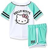 Hello Kitty Big Girls' Short Set with Embellished