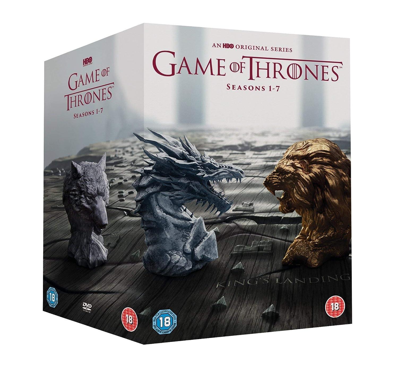 Game Of Thrones Season 1 7 Dvd Amazon Ca Dvd