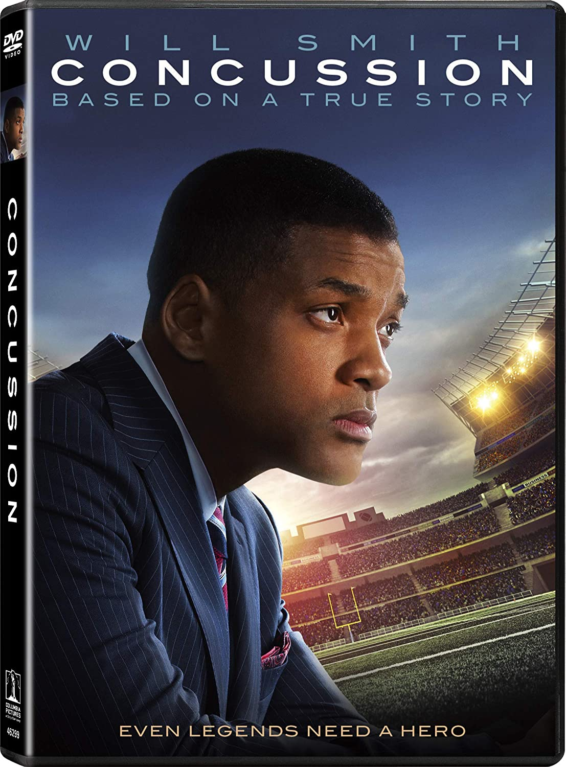 Concussion best football movies