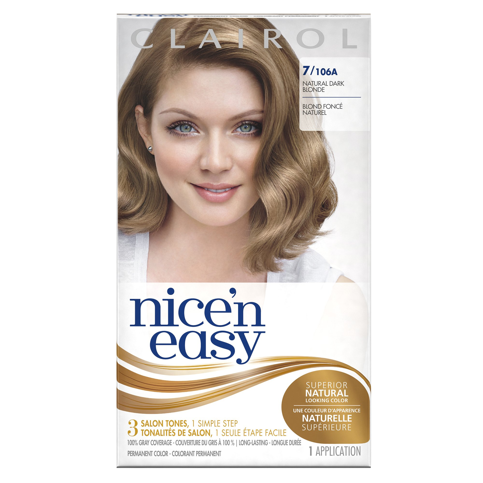 Amazon Com Clairol Nice N Easy Hair Color 115 6n