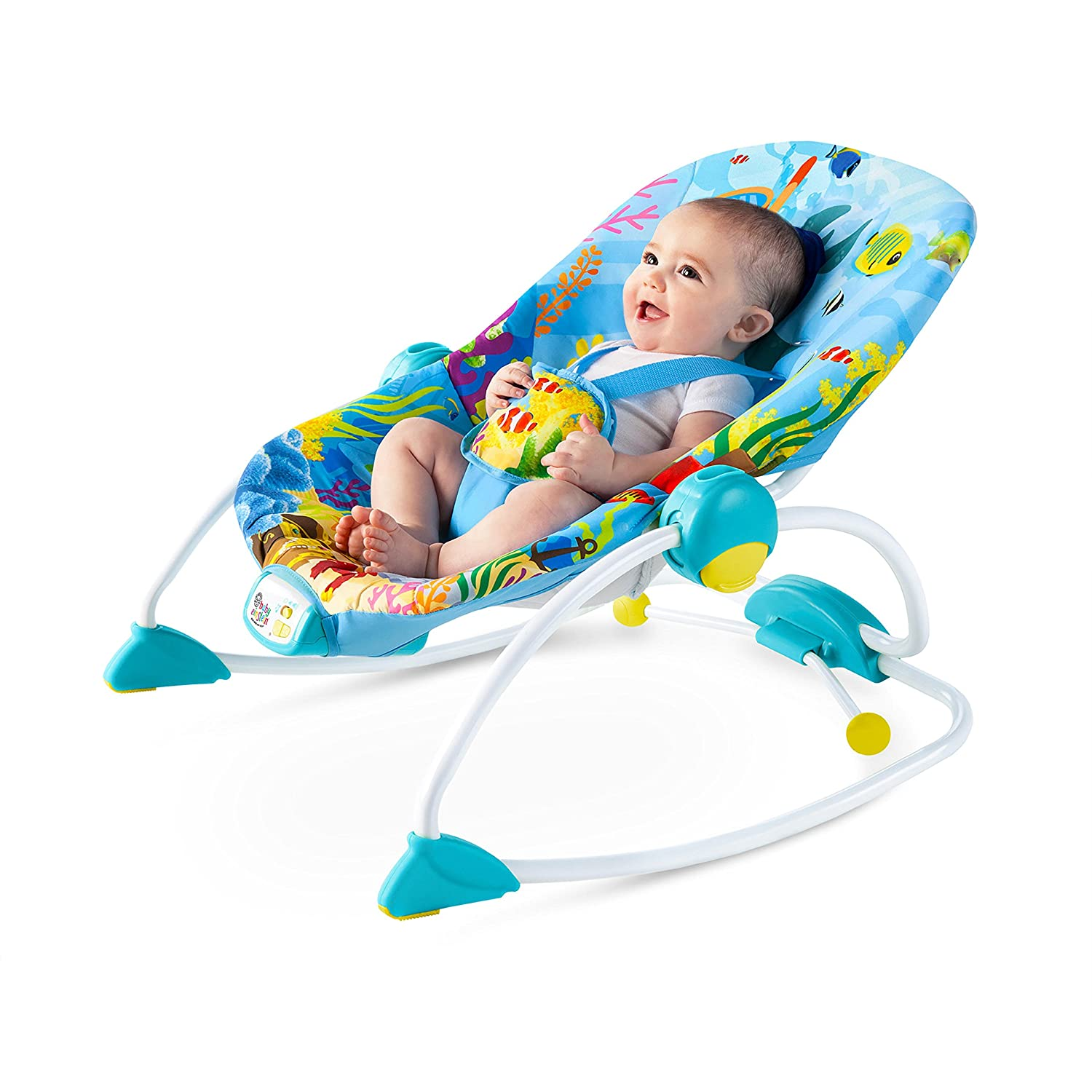 Baby Einstein Neptune Lights /& Sea Bouncer