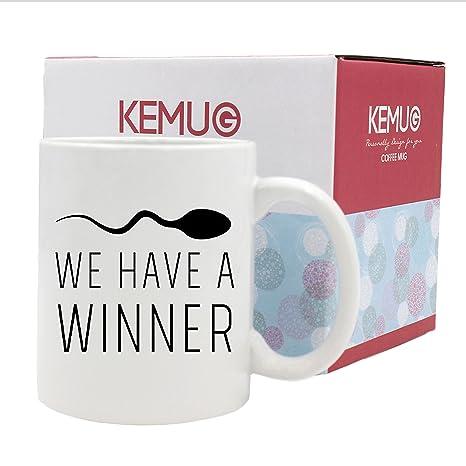 Amazon.com: Tenemos Un ganador apta para lavaplatos y ...