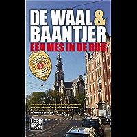 Een mes in de rug (De Waal & Baantjer Book 6)