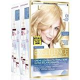 L'Oréal Paris Excellence Coloration Blondes Triple Soin