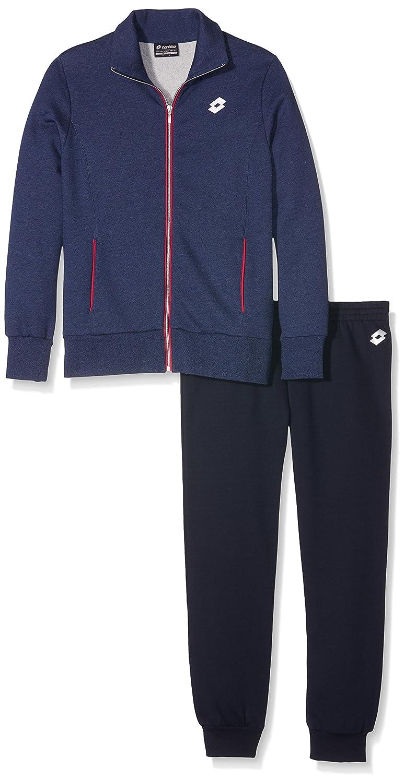 Lotto Damen Trainingsanzug MERYL III SUIT BS FL W