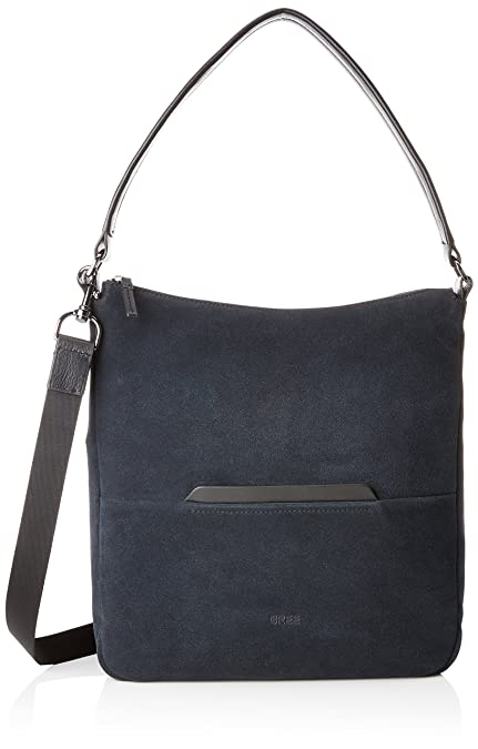 official shop on feet images of outlet on sale BREE Faro 5 Schultertasche Leder 30 cm