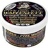 EUROHUNT Waffenfett Teflon Dose - Producto de Limpieza y Mantenimiento para Caza