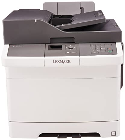Lexmark CX310dn Color All In One Laser Printer With Scan Copy Network Ready