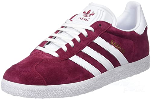 hot sale online 5bf4a 57904 adidas Gazelle, Scarpe da Fitness Uomo, Rosso (Buruni Ftwbla Dormet 000