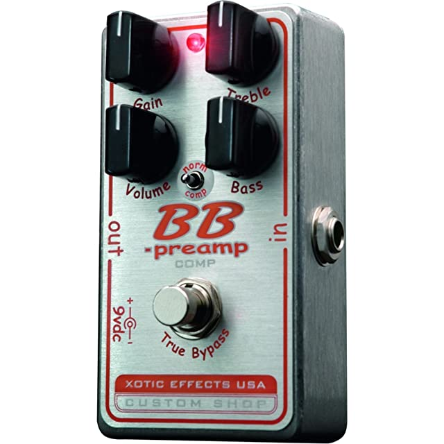 リンク:BB preamp comp