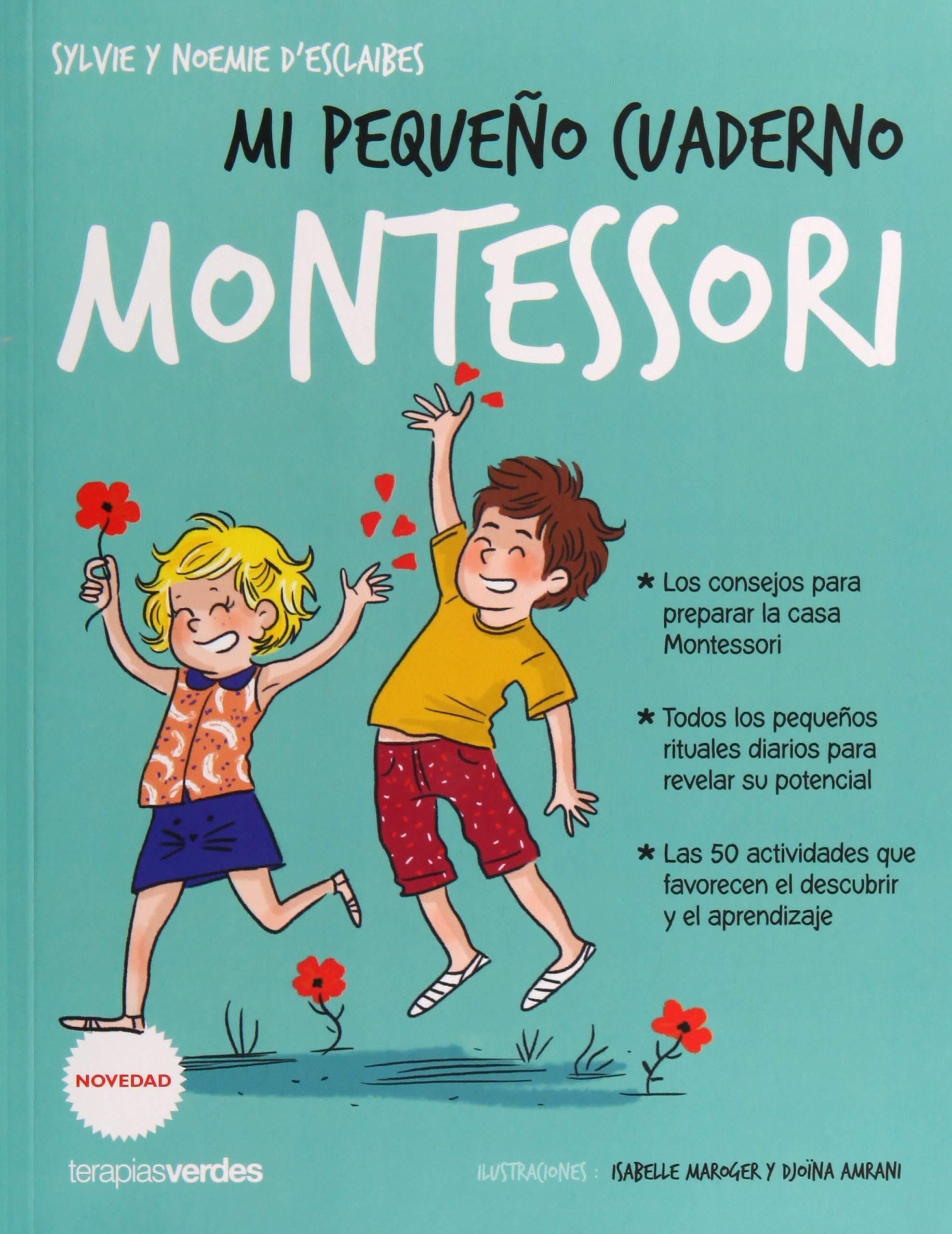 Amazon.com: Mi pequeño cuaderno Montessori (Spanish Edition ...