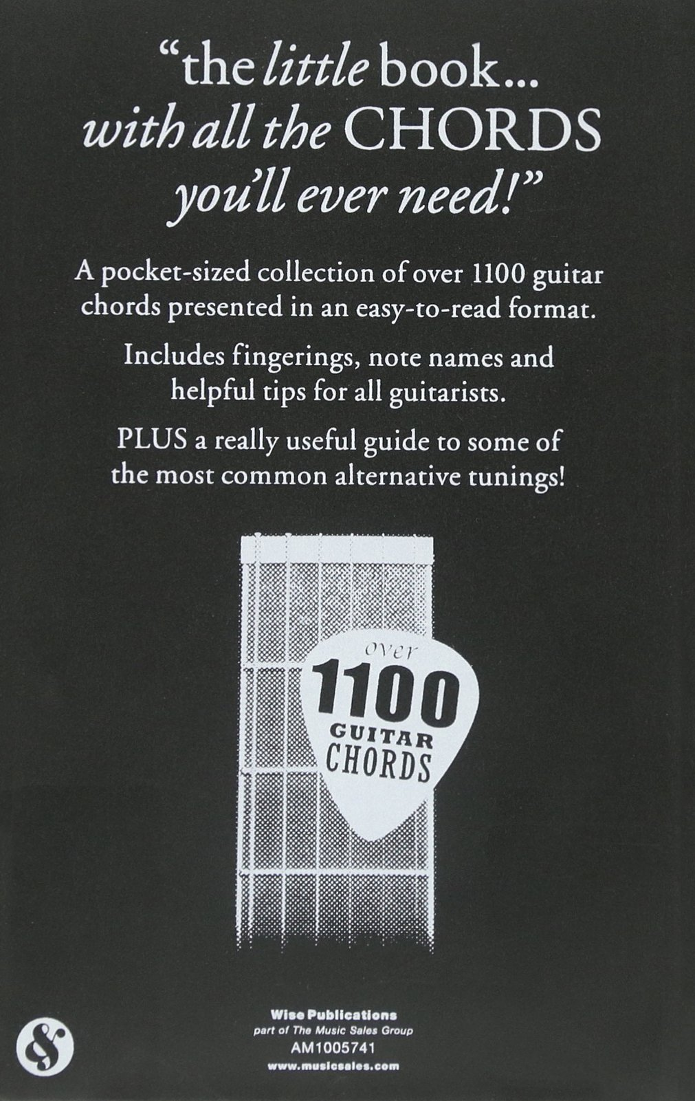 Amazon The Little Black Book Of Chords 0884088918422 Hal