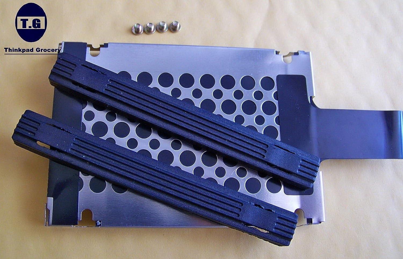 HDD Hard Drive Caddy for IBM Lenovo Thinkpad R60 X60 Z61 T500 W500 Tablet Screws