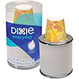 Dixie Disposable Paper Cup Dispenser, For 3 Ounce or 5 Ounce Bath Cups