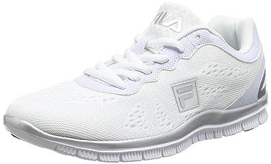 Fila METRIQUE II, Baskets Basses Femme, Blanc Weiß (Bright
