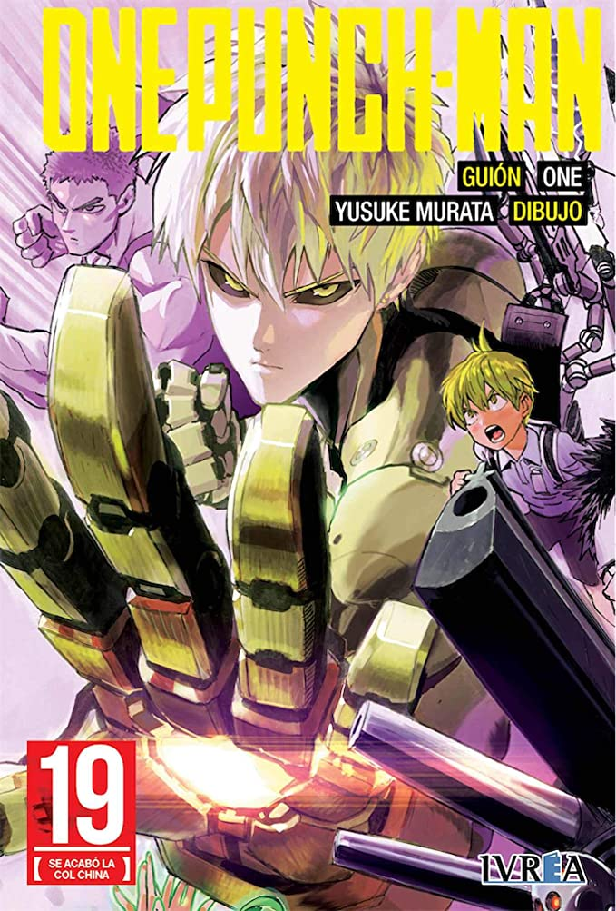 One Punch-Man: 19