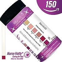 Nurse Hatty - High Performance Ketone Strips (100ct. + 50 FREE)