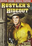 Crabbe, Buster Double Feature: Rustlers Hideout (1945) / Fugitive Of The Plains (1943)