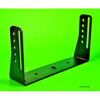 WORKMAN C29X DEEP HEAVY DUTY CB RADIO MOUNT BRACKET FOR COBRA 29: Automotive