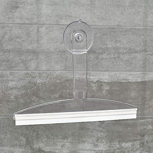 InterDesign Basic Limpiador de cristales, rasqueta limpiacristales ...