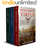 The Huguenot Chronicles: Books 1 - 3 (includes: Merchants of Virtue, Voyage of Malice, Land of Hope): A historical…