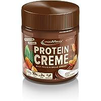 IronMaxx Protein Creme, Kakao – Leckerer Low Carb Schokoladenaufstrich mit bis zu 30% Proteingehalt - ideal für Diätphase & Definitionsphase, 250 g