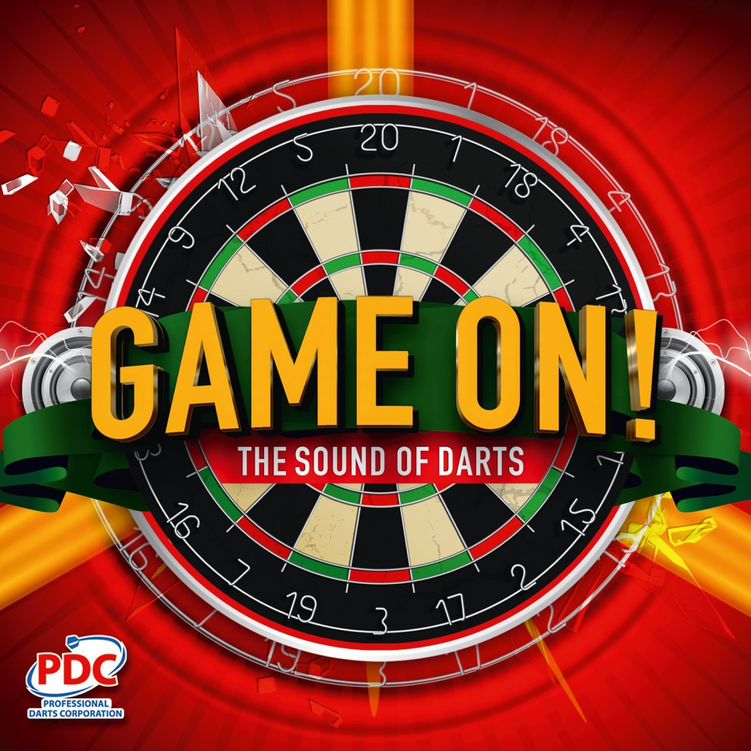 game on the sound of darts amazon co uk music