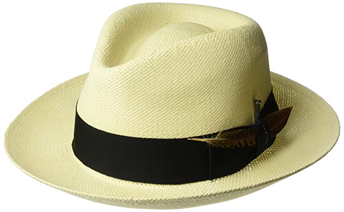 d3af79f51ff46 Bailey of Hollywood Men s Outen Fedora Trilby Hat at Amazon Men s ...